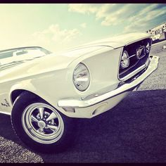 1968  Mustang.... Wow!!!