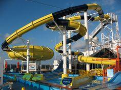 "Carnival Dream, WaterWorks ""All aboard the fun ship!''"