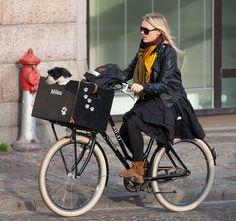 Copenhagen Bikehaven by Mellbin - Bike Cycle Bicycle - 2012 - 5166 by Franz-Michael S. Mellbin, via Flickr