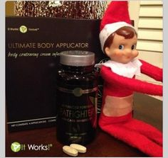 Happy holidays from your It Works Distributor www.lorrainewrap.myitworks.com