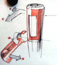 Basic Sketch by Saif