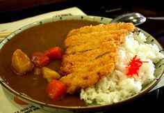 Japanese Curry :) by Khue Ly, via Flickr