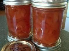 Pear Preserves (old Fashioned) Recipe