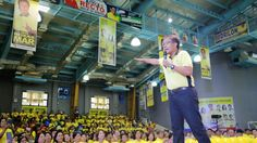 Bakit tumatakbo kami lahat? Tumatakbo kami para sa inyo.-Mar Roxas in Imus, Cavite #RoxasRobredo #MAR2016Na #BayangMatuwid