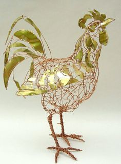 'Copper Cockrel' - Barbara Franc
