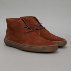 Pretty much a super high-quality version of the already high-quality Desert Boots, the Field Boots from Native Craftworks are an undoubtedly great pair of boots.
