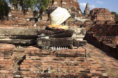 Ayutthaya in Photos Ayutthaya Thailand, Thailand Travel, Mount Rushmore, Mountains, Photos, Pictures, Photographs, Bergen, Cake Smash Pictures