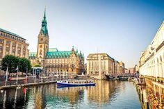 Find Hamburg Townhall Alster River stock images and royalty free photos in HD. Explore millions of stock photos, images, illustrations, and vectors in the Shutterstock creative collection. of new pictures added daily. Photography Tours, London Photography, Cool Countries, Countries Of The World, Bangkok, Places To Travel, Places To Go, Backpack Through Europe, Visit Budapest