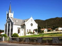 NG Church in Barrydale Mosques, Cathedrals, Mountain Pass, Church Building, Beach Homes, My Land, Temples, South Africa, Colorado