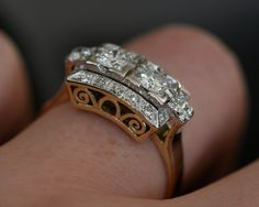 Ruby Gray's Antique & Vintage Rings $2340.00