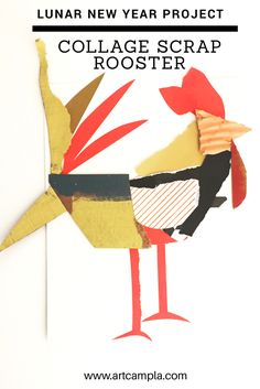 Year of the Rooster Art Project
