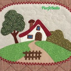 Patchwork Quilt Patterns, Quilt Block Patterns, Applique Patterns, Applique Quilts, Strip Quilts, Patch Quilt, Mini Quilts, Felt Doll House, Fabric Paint Shirt