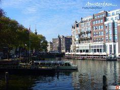 Quanti di voi vorrebbero essere in questa magnifica città? Buon lunedì!  #buonlunedì #nomondayblues #amsterdam