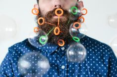 Beard and Bubbles