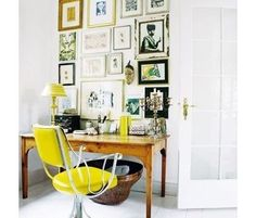 contemporary home office Home office inspiration