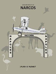 NARCOS 04 - PABLO ESCOBAR - HACIENDA NAPOLES » Leo Romeu