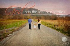 Psalm 68: 6
