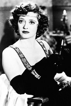 Bette Davis!