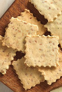 Gluten-Free Almond Flour Crackers Recipe