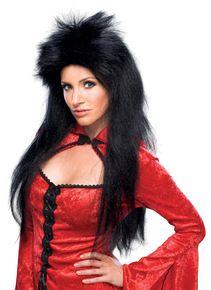 Black Sorceress Wig