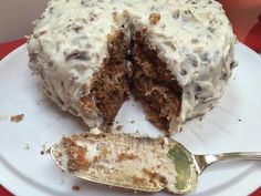 Granny's Carrot Cake Recipe by somersimpson - Allthecooks.com