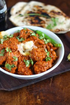 9 best food blogs images on pinterest indian food recipes indian recipe creamy hearty and authentic butter chicken that is miles ahead of the restaurant version with homemade naan so satisfying forumfinder Image collections