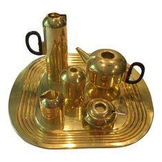 Tom Dixon Eclectic Form Tea Set - Set of 7 - Image 1 of 7