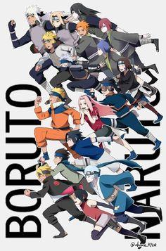 Naruto to Boruto Anime Naruto, Naruto Shippuden Sasuke, Naruto Kakashi, Naruto Team 7, Wallpaper Naruto Shippuden, Sarada Uchiha, Naruto Cute, Naruto Wallpaper, Naruto Images