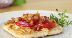 Oivallus! Bacon Minipizza