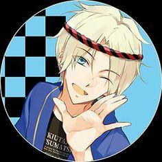 Aoi Satsuki (Six Gravity) Tsukiuta The Animation, Anime Life, Anime Art, Disney Characters, Fictional Characters, Hero, Manga, Disney Princess, Couple