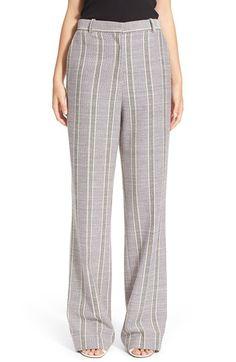ACNE STUDIOS 'Obel' Wide Leg Pants. #acnestudios #cloth #