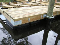 Dock Builders Supply - Floating Dock Photos (Page Floating Boat Docks, Floating House, Dock House, Farm Pond, Lake Dock, Lake Cabins, River House, Outdoor Projects, Rustic Design
