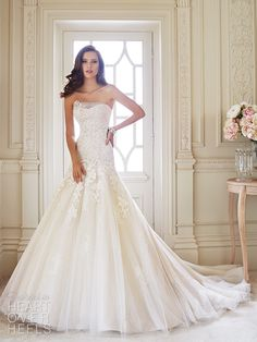 sophia tolli wedding dress 2015 elsa