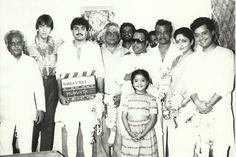 Photos From the vault: with Sanjay Dutt , Sachin Pilgaonkar and others   Follow me on Twitter: https://twitter.com/ravindrajain99  Take Care _/\_