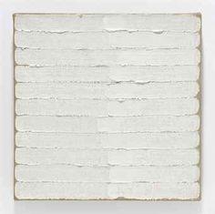 Untitled   Robert Ryman (1965)