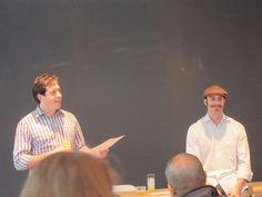 Jacob Grier (Portland) and Ryan Conklin (Denver) from lacocktails.com