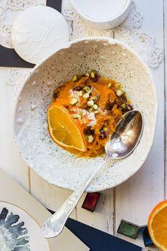 Gajar Halava Vegan Carrot Pudding
