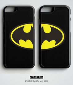Best Friend iPhone 6 Case Batman iPhone 6 Case Bff case by zoobizu