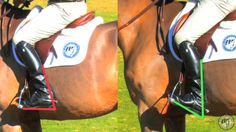 Build a Better Position Part 2 This week's lesson is all about the canter. (Missed last we