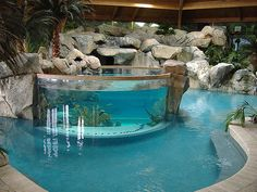 Lazy River Indoor Pool