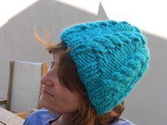 66ecf9d103d Ravelry  Bulky hat pattern by Eveli Kaur Super Bulky Yarn