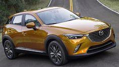 The new Mazda CX-3 Photo Presentation urban SUV Cx3 2015