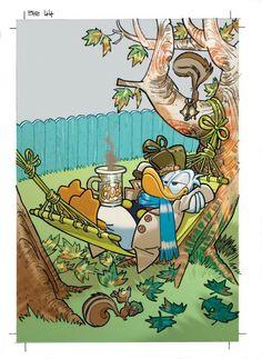 Donald Duck by Mastantuono - click