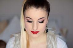French Glamour Look - Zoeva Makeup | Ela Lis Make-Up