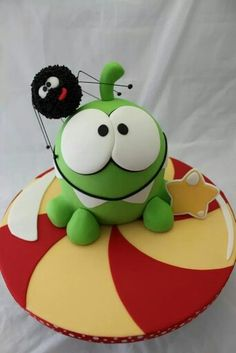Cut The Rope Cake!