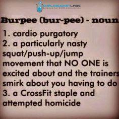 Burpees!!