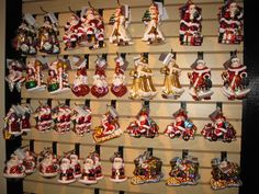 Now displaying all 2012 Christopher Radko Santa's.  All of our Radko Inventory will be available at www.gqifts.com very soon.