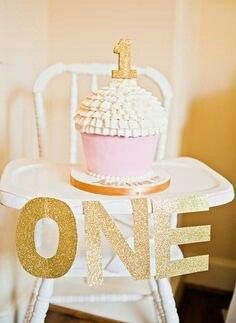 Maybe this instead of a smash cake