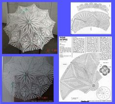 Photo from album Diy Crochet Patterns, Crochet Fabric, Crochet Tablecloth, Freeform Crochet, Thread Crochet, Filet Crochet, Crochet Doilies, Crochet Lace, Knitting Patterns
