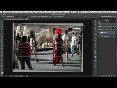 Design a Postcard in Photoshop (Part 1) - YouTube